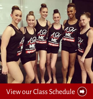 View our Dance Class Schedule